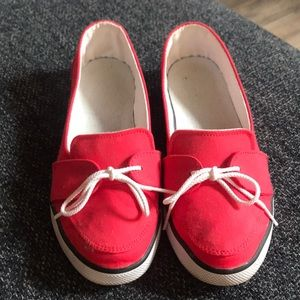 Nike Shoes - EUC Nike boat shoes
